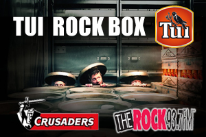 TUI ROCK BOX - TRADIES EDITION